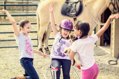 Grants from your foundation provide financial support to nonprofit programs across North Central Washington, like the Alatheia Riding Center, which works to improve the lives of people with special needs through equine therapy.