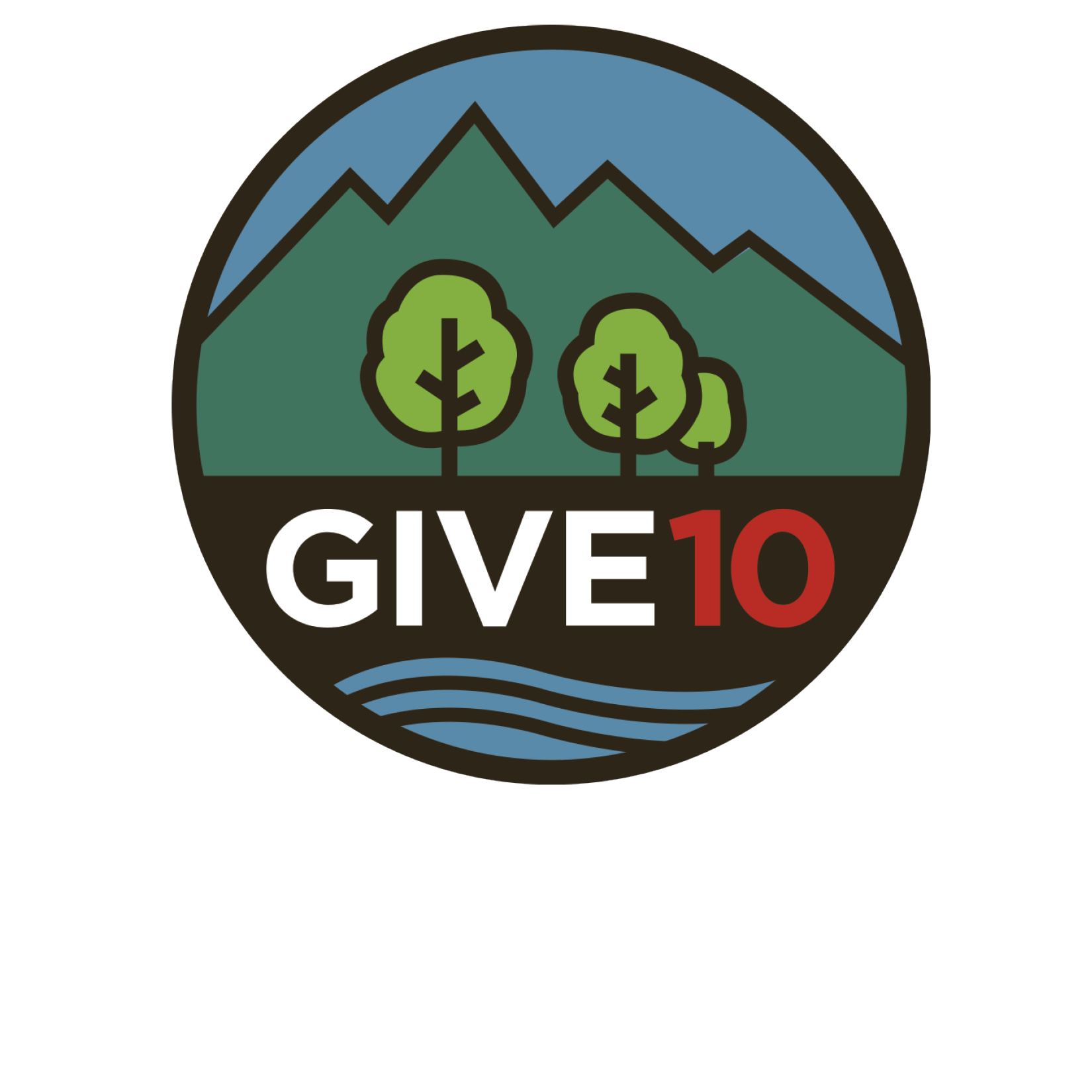 Give10Logowithbackground